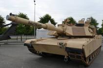 США испытают новые Abrams в Европе