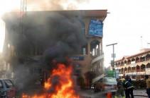 Նիգերիայում եռակի ահաբեկչության հետևանքով զոհերի թիվը հասել է 30-ի