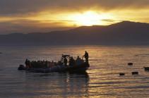 Թուրքիայի ափերի մոտ նավակի կործանման հետևանքով զոհվել է 12 մարդ