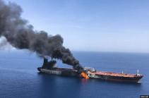 Представлены новые «доказательства» атаки Ирана на танкеры в Оманском заливе