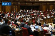 В парламенте Армении обсуждается вопрос избрания кандидата в судьи КС – Ваге  Григоряна