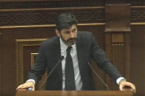 Judges do not have friends: Vahe Grigoryan about having friends in My Step faction