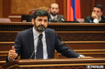 Armenia's parliament elects Constitutional Court judge
