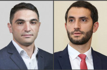 Hakob Simidyan, Ruben Rubinyan elected deputy chairs of Civil Contract party