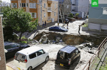 Ճապոնիայում երկրաշարժից տուժածների թիվը հասել է 26-ի