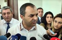 Գլխավոր դատախազը՝ Նարեկ Սարգսյանի արտահանձնման մասին
