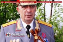 В Ереване ограбили бывшего начальника Главного управления уголовного розыска Ованнеса Тамамяна