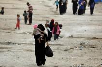 Մեկ օրում Սիրիա է վերադարձել 1200-ից ավելի փախստական