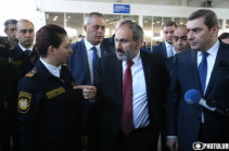 Gyumri's customs clearance office to have wider opportunities: Armenia's PM