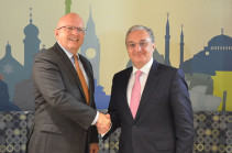 Armenia's FM meets with U.S. Acting Assistant Secretary of European and Eurasian Affairs