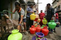 Шестой по величине город Индии остался без воды