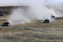 «Տիգրանակերտ» զորավարժարանում տեղի է ունեցել երկաստիճան հրամանատարաշտաբային զորավարժությունների ավարտական՝ կրակային փուլը (տեսանյութ)