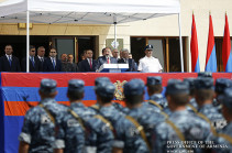 Forces wrongly interpreting our wish to peace and stability to get relevant counter-blow: Armenia's PM