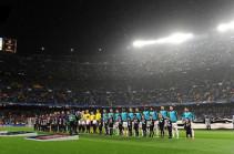 «Арсенал» сыграет с «Барселоной» в Кубке Гампера