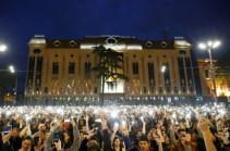 Թբիլիսիում գրանցված բախումներից հետո ձերբակալվածների թվում է Հայաստանի 24-ամյա քաղաքացի