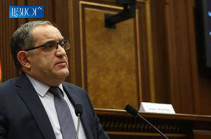 Vigen Kocharyan swears as member of Supreme Judicial Council