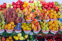 Agricultural products' fair kicks off in Yerevan