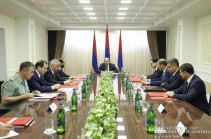Armenia, Artsakh security priority of Armenia's government: Nikol Pashinyan