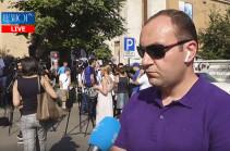 Ситуацию вокруг Конституционного суда Армении օцениваю крайне негативно – Арсен Бабаян