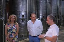 Շեշտվել է լրատվամիջոցների դերը Հայաստանում գինու մշակույթի զարգացման և տարածման հարցում