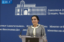 Azerbaijani FM's claims do not correspond to reality, of non-constructive nature: MFA spokesperson