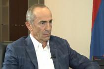 Դատարանը կասեցրել է Ռոբերտ Քոչարյանի անմեղության կանխավարկածի խախտման վերաբերյալ գործի վարույթը