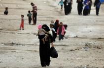В Сирию за сутки вернулись более 1,2 тысячи беженцев