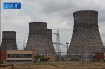 TVEL Fuel Company of Rosatom will replenish the nuclear fuel stock at Armenian NPP