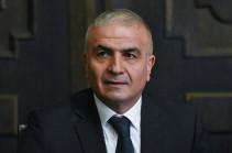 Revolution reached Armenia's regions: Syunik governor