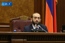 No issue of replacing CC chairman Hrayr Tovmasyan may be put theoretically: NA speaker