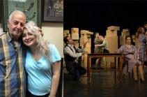 «Սիրելիներից մի բաժանվեք». Ռուսական թատրոնի բեմադրիչը Պարոնյան թատրոնում հայալեզու ներկայացում է պատրաստել