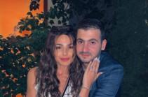 Վարդուհի Վարդանյանի որդին նշանվել է. կնքամայրը Սիրուշոն է
