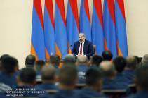 Վարչապետը հանդիպել է Սիրիայում հումանիտար առաքելություն իրականացրած Հայաստանի մասնագետների առաջին խմբի անդամներին