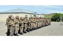 Զինծառայողները գոհ են մատուցվող սննդի որակից և սննդակարգում արդեն իսկ կատարված փոփոխություններից