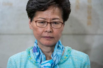 Hong Kong protests: Carrie Lam condemns 'extreme use of violence'