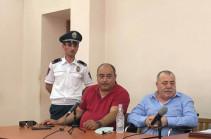 Manvel Grigoryan to undergo new judicial-medical expertise