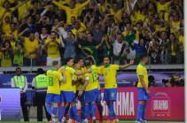 Բրազիլիան 12 տարում առաջին անգամ դուրս է եկել Ամերիկայի Գավաթի եզրափակիչ