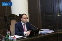 Կառավարությունը հաստատեց Հայաստանի ու Սինգապուրի  միջև եկամուտների կրկնակի հարկումը բացառելու և հարկերի վճարումից խուսափելը կանխելու մասին համաձայնագիրը