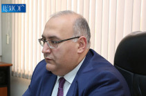 Negotiations with Russia over gas price reduction continue: Garegin Baghramyan