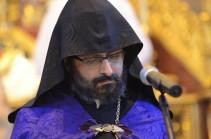 Պոլսո հայոց պատրիարքի տեղապահ է ընտրվել Սահակ եպիսկոպոս Մաշալյանը