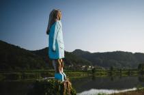 Սլովենիայում տեղադրել են Մելանյա Թրամփի փայտե արձանը