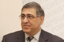 Armenia's ambassador to UK and Northern Ireland Arman Kirakosyan passed away