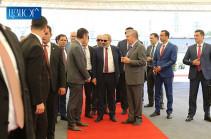Երևանում մեկնարկել է 250 մեգավատ հզորությամբ նոր էլեկտրակայանի կառուցման շինարարությունը. նախատեսվում է ներդնել շուրջ 250 մլն դոլար