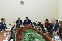 Пока неясно, изменится ли тариф на газ – Мгер Григорян