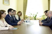 Ռուսաստանի Դաշնությունը հարգանքով է վերաբերվում Հայաստանում տեղի ունեցող իրադարձությունների. ՀՀ-ում ՌԴ դեսպան