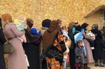 Մեկ օրում Սիրիա է վերադարձել մոտ 2000 փախստական