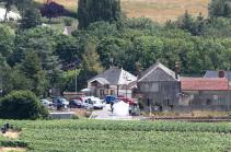 Во Франции четыре человека погибли при столкновении машины и поезда