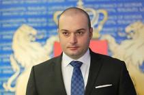 Ոչ ոք չի խուսափի Թբիլիսիի հանրահավաքում անկարգությունների պատասխանատվությունից. Վրաստանի վարչապետ