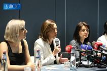 Мы должны иметь смелость признать существование проблемы насилия в отношении женщин – Лена Назарян