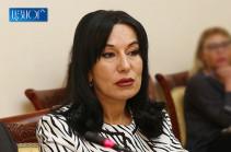 Со вчерашнего дня армянский политический истеблишмент в состоянии шока – Наира Зограбян